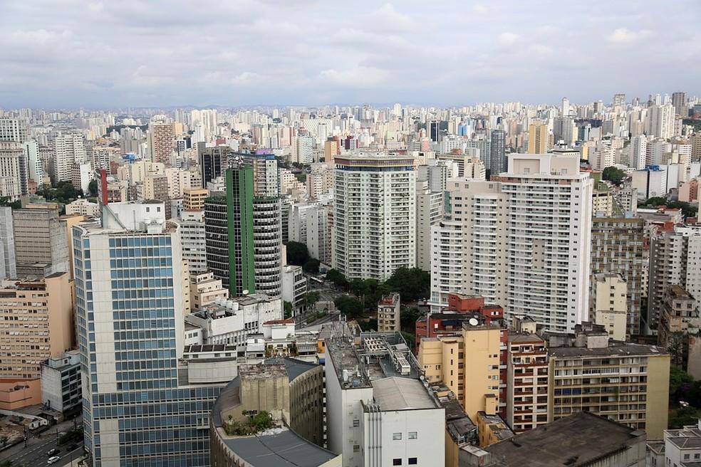 Valor médio de locação em São Paulo, principal mercado imobiliário do país, caiu 0,6% em 12 meses até junho, segundo o Secovi-SP. (Foto: Divulgação)