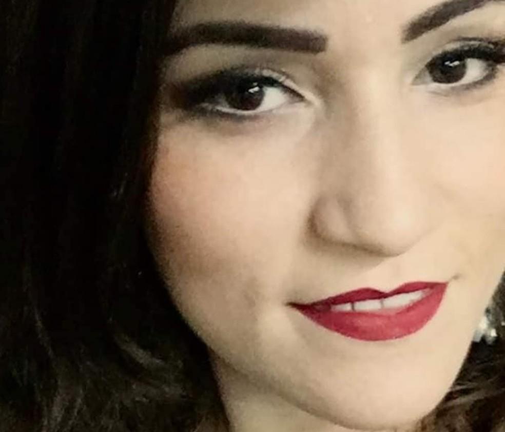Nayara atuava em Canelinha mas cumpria plantão em Tijucas — Foto: Divulgação