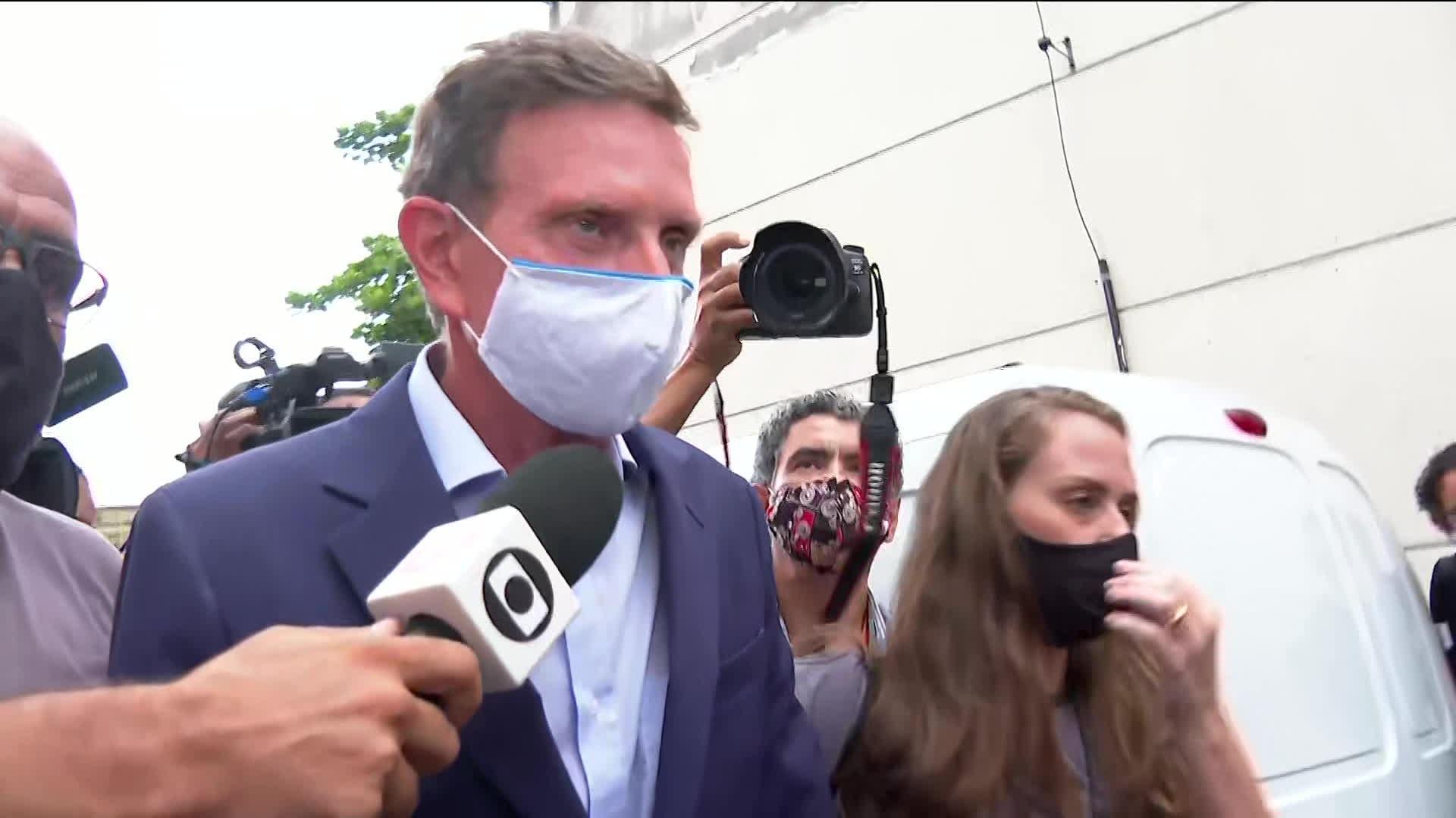 Gilmar Mendes determina de novo que processo do 'QG da propina', que levou Crivella à prisão, seja julgado pela Justiça Eleitoral