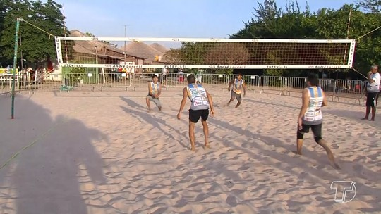 """Duplas de Oriximiná e Santarém vencem torneio """"Reis da Praia"""""""