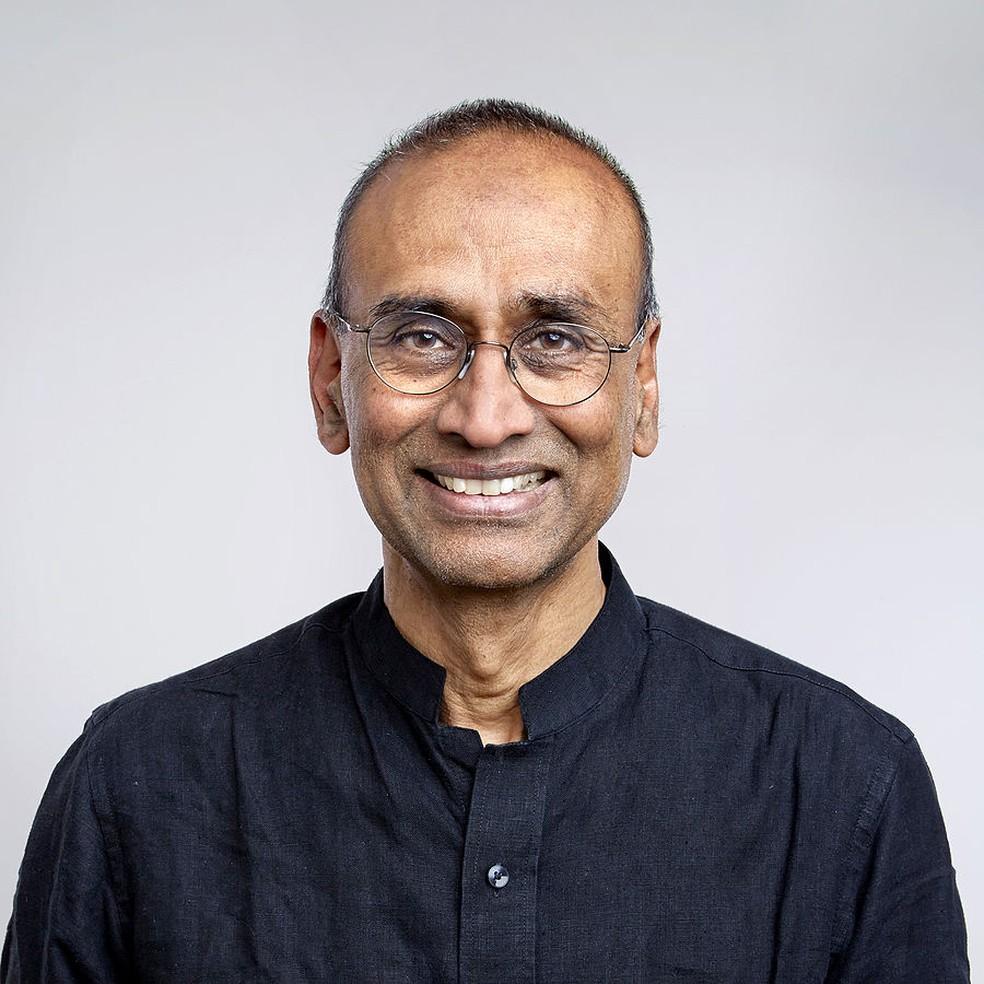 O químico Venkatraman Ramakrishnan, britânico ganhador do Nobel de Química em 2009, foi um dos signatários da carta a Michel Temer (Foto: The Royal Society/Divulgação)