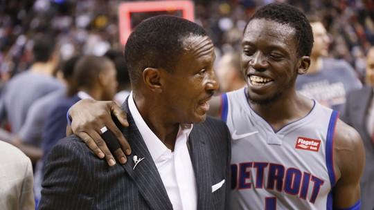 No retorno de Dwane Casey a Toronto, Pistons batem os Raptors com cesta no segundo final