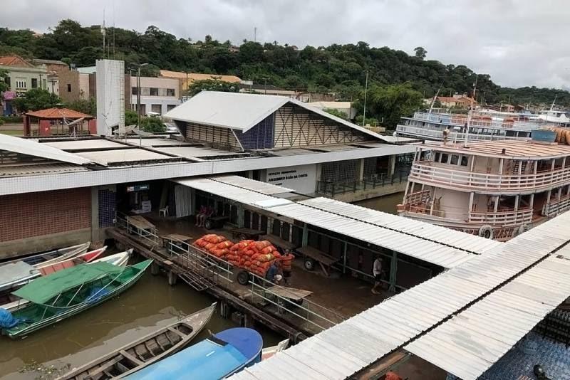 Ordem de serviço é assinada para reforma do Terminal Hidroviário de Monte Alegre