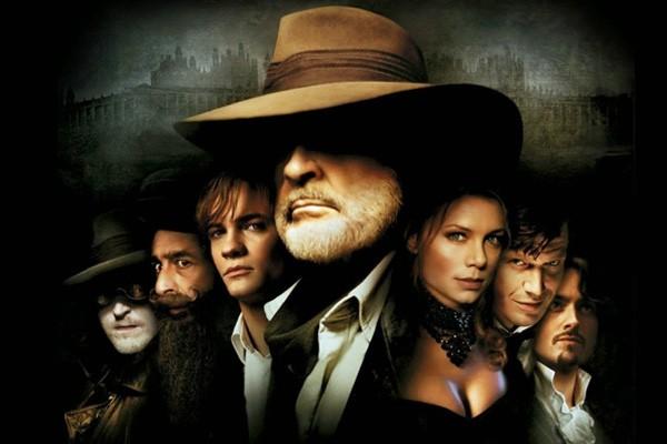 Pôster de 'A Liga Extraordinária', filme de 2003 (Foto: Divulgação)