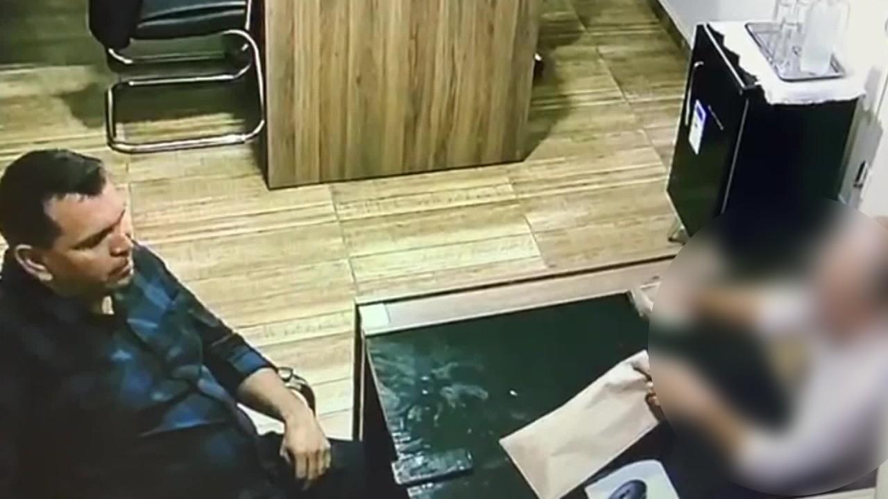 Empresário diz que candidato a prefeito de São João de Meriti participou de extorsão junto com o vice, filmado recebendo dinheiro