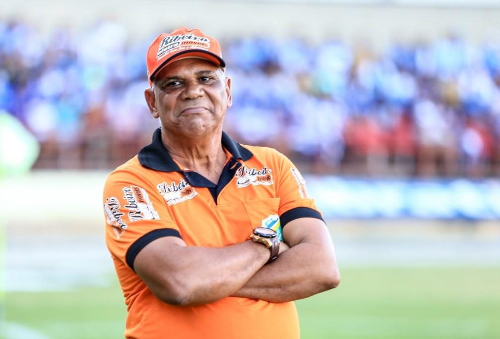 Nivaldo Lancuna foi campeão da Série B do Piauiense e vice na elite do estadual — Foto: Ailton Cruz / Gazeta de Alagoas