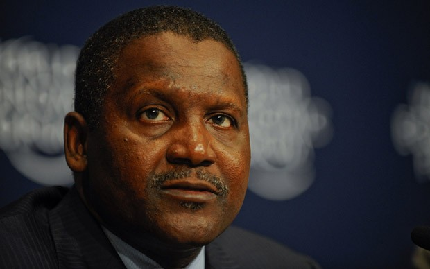 Aliko Dangote (Foto: World Economic Forum/Matthew Jordaan)