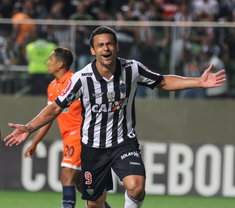 Fred foi o artilheiro do Galo em 2017, com 30 gols marcados (Foto: Bruno Cantini/Atlético-MG)