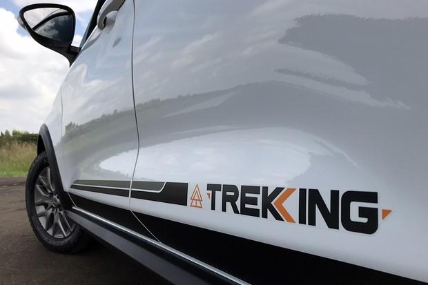 Fiat Argo Trekking 2020 (Foto: Diogo de Oliveira/Autoesporte)