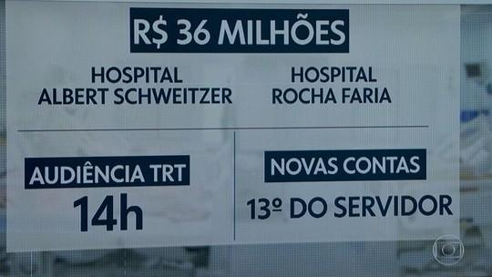 Crivella diz que pagará salários de 5 mil agentes de saúde e técnicos de enfermagem na quinta-feira