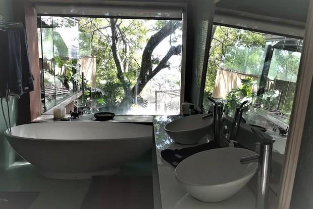 Caio Blat coloca casa para alugar (Foto: Reprodução/Divulgação/airbnb)