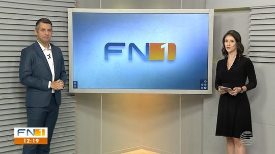 FN1 - Edição de Segunda-feira - 22/07/2019