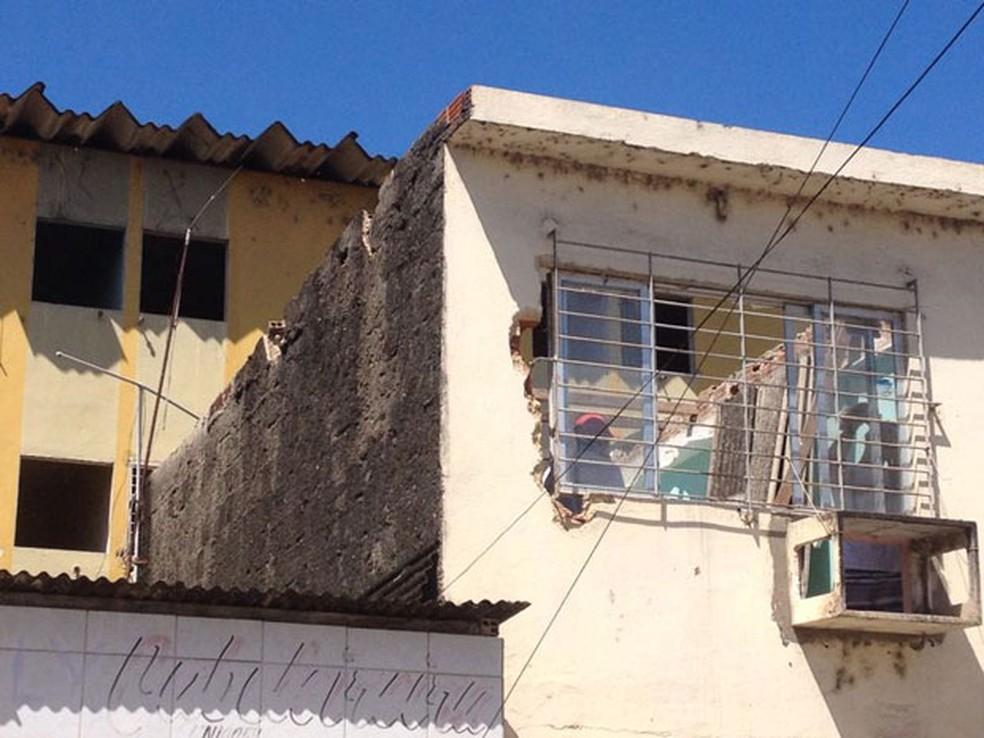 Moradores devem ficar atentos à regulamentação do 'puxadinho' (Foto: Marjones Pinheiro / TV Globo)