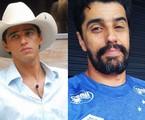 Alberto Cowboy, do 'BBB' 7, foi rival declarado de Alemão e conseguiu acabar com o trio formado por ele, Iris e Fani. Atualmente, trabalha como cantor.  | Reprodução