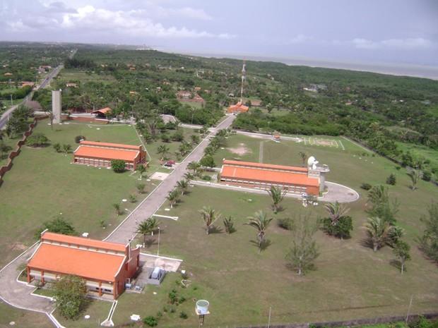 Instalação do Sítio da Raposa foi invadida por três homens armados (Foto: Ministério da Ciência e Tecnologia)