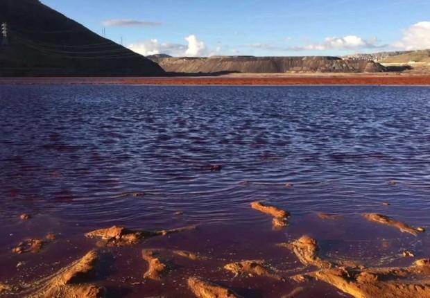 O governo do Peru já decretou estado de emergência de saúde pública três vezes em Cerro de Pasco. (Foto: BBC)