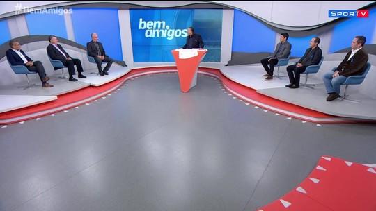 """Dorival sobre Diego Alves: """"Entidade está acima das questões individuais"""""""