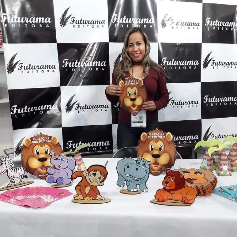 Escritora Aline Santos vai lançar livro infantil na Bienal Internacional do Livro no Rio - Notícias - Plantão Diário