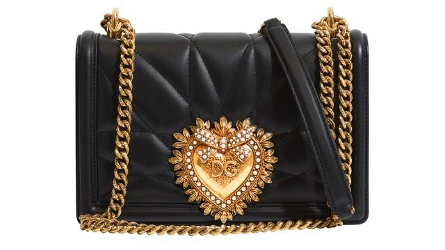 Bolsa da Dolce Gabbana estará no leilão do Instituto Projeto Neymar ... fd24121ab3