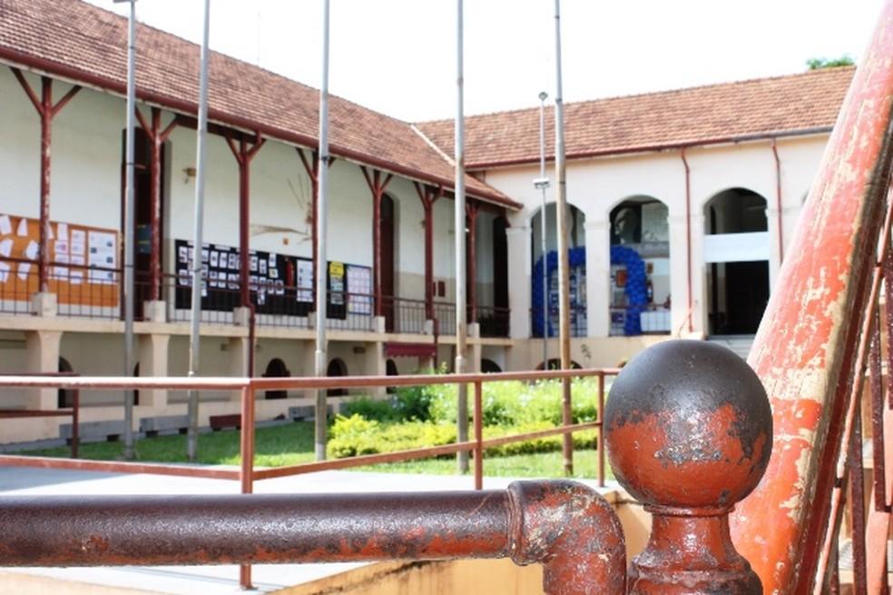 Escola de 103 anos em Porto Ferreira terá ensino encerrado (Foto: Reprodução/ Prefeitura de Porto Ferreira)