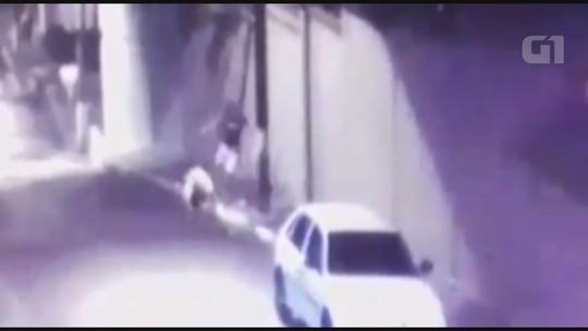 Idoso é espancado após ladrão tentar roubar remédios em SP; vídeo