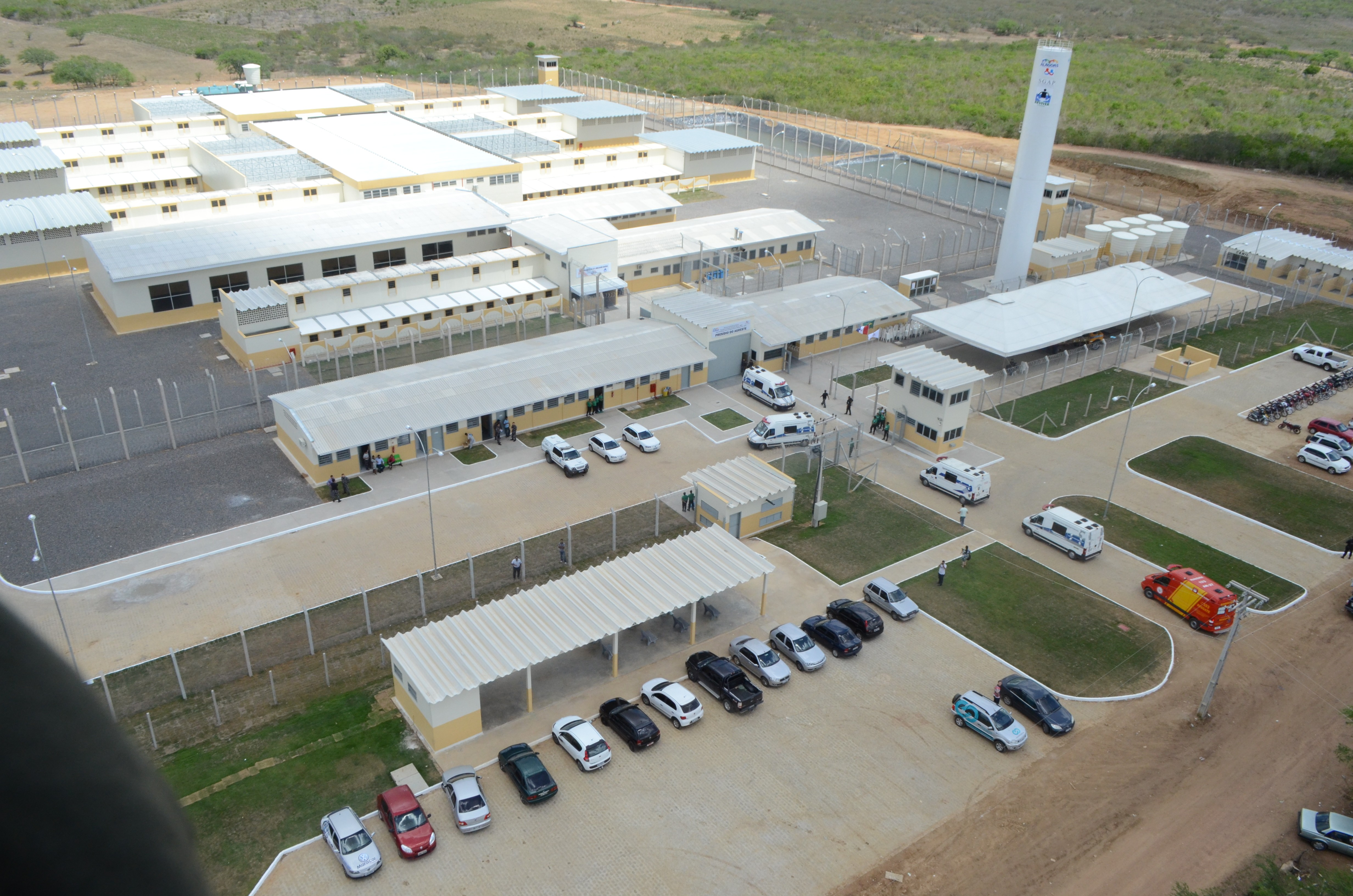 Justiça determina transferência de presos que foi barrada pela greve da Polícia Penal