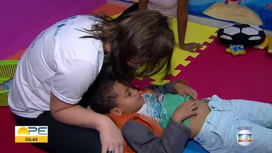 Mutirão gratuito faz diagnóstico de autismo em crianças no Recife