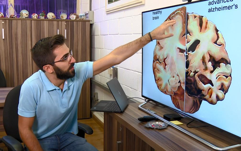 Programa foi desenvolvido em parceria com instituto dos EUA — Foto: Reprodução/EPTV
