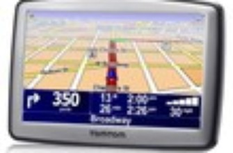 GPS TomTom 330 XL