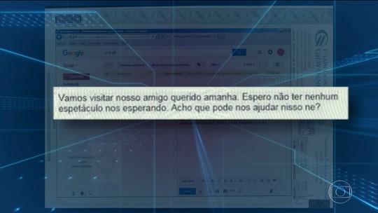 Dilma sugeriu o nome de Iolanda para e-mail, revela publicitária