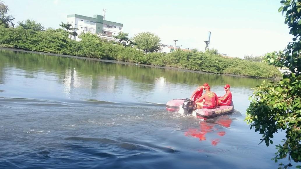 Corpo de adolescente que sumiu em rio é encontrado na Zona Oeste do Recife
