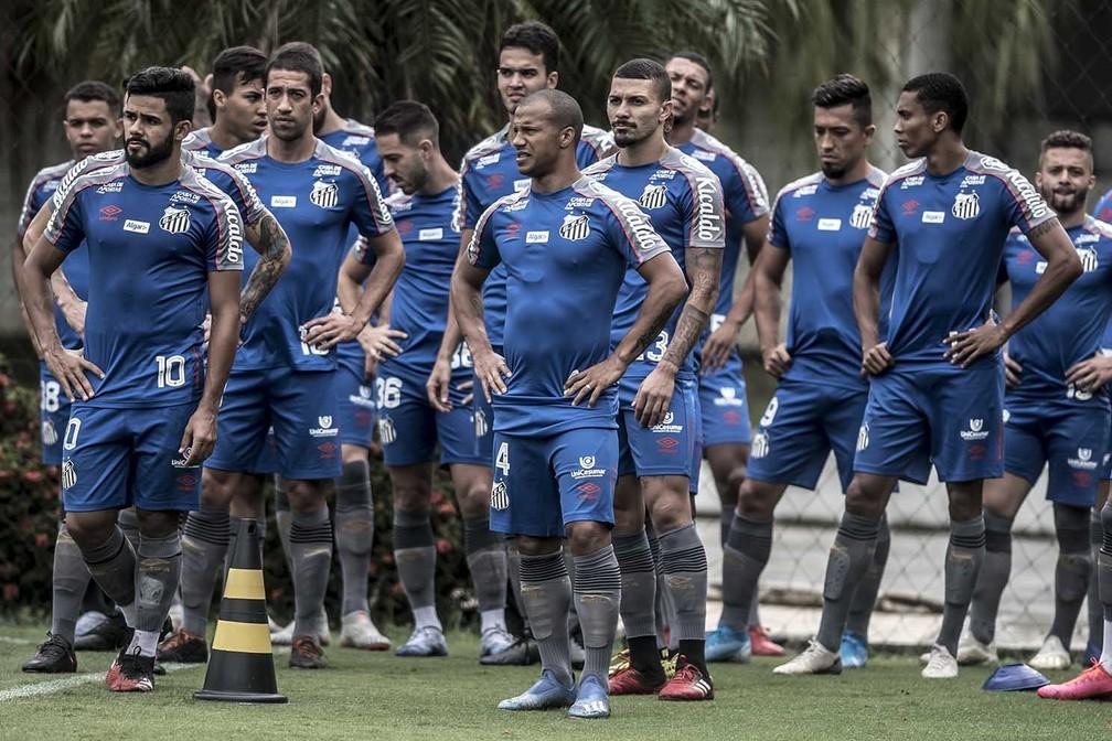 Santos dá mais 10 dias de férias para elenco e anuncia retorno aos ...