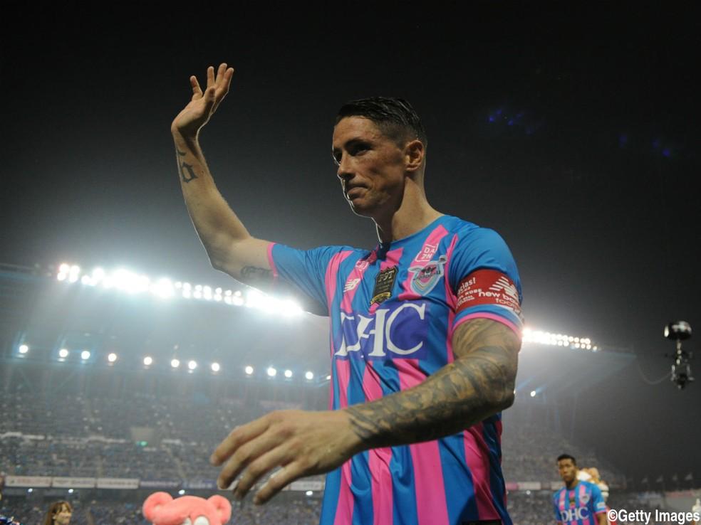 Fernando Torres — Foto: Getty Images