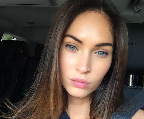 A atriz e modelo Megan Fox (Foto: Instagram)