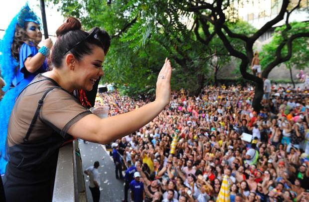 Fernanda Souza  (Foto: Samuel Chaves/ Brazil News)