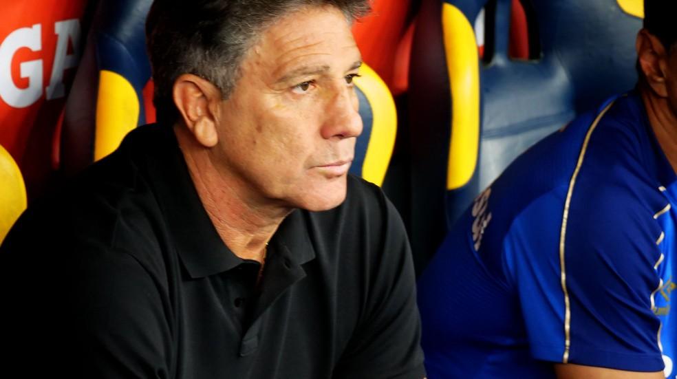 Torcedor gremista, você acha que o ciclo de Renato no Grêmio chegou ao fim?