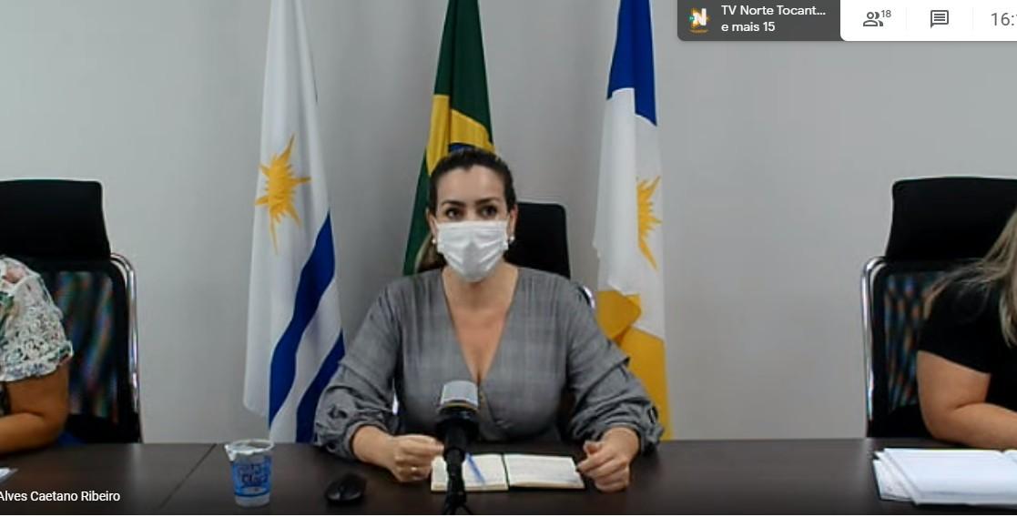 Prefeitura de Palmas anuncia auxílio emergencial de R$ 200