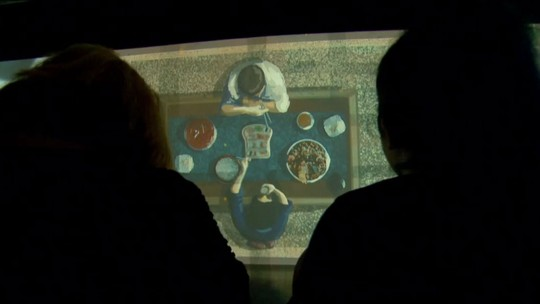 Exposição no Museu do Amanhã mostra a alimentação do futuro