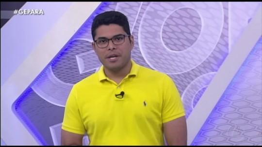 VÍDEO: Veja a íntegra do Globo Esporte Pará desta terça-feira, dia 22