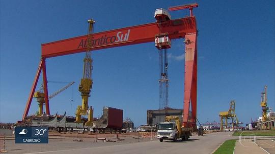 Reoneração da folha de pagamento causa impacto anual de R$ 35 milhões ao Estaleiro Atlântico Sul