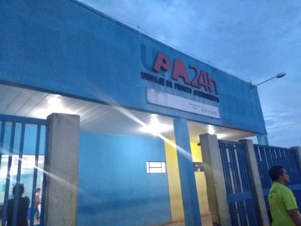 Em 13 de setembro, uma bebê de 8 meses deu entrada na Unidade de Pronto Atendimento (UPA) da Zona Leste da cidade — Foto: Jheniffer Núbia