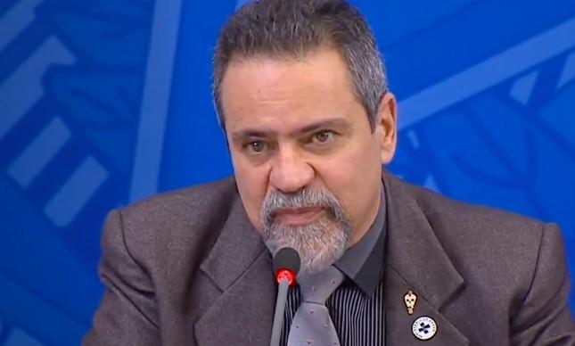 Coronel Elcio Franco, Secretário-executivo do Ministério da Saúde