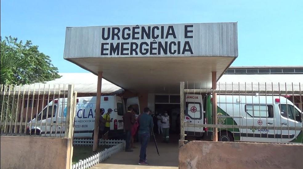 Surto começou em Itacoatiara (AM), que concentra o maior número de casos até então. — Foto: Rede Amazônica