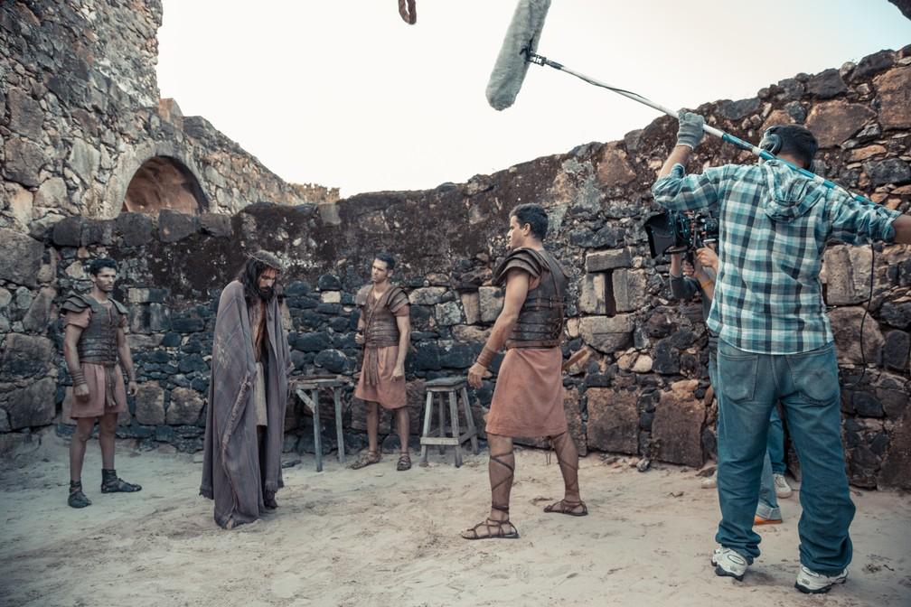 Série de 11 episódios gravada no Nordeste, Tetelestai conta histórias bíblicas  — Foto: Divulgação