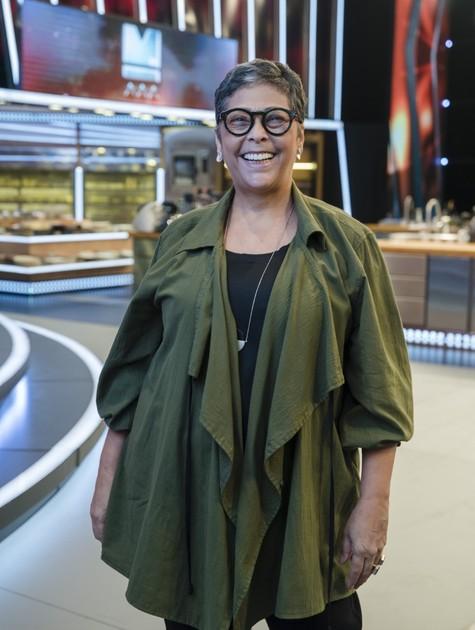 Kátia Barbosa, do 'Mestre do sabor' (Foto: Camilla Maia/Divulgação)