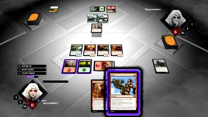 Jogue a partida normalmente (Foto: Reprodução/Mutilo Molina)