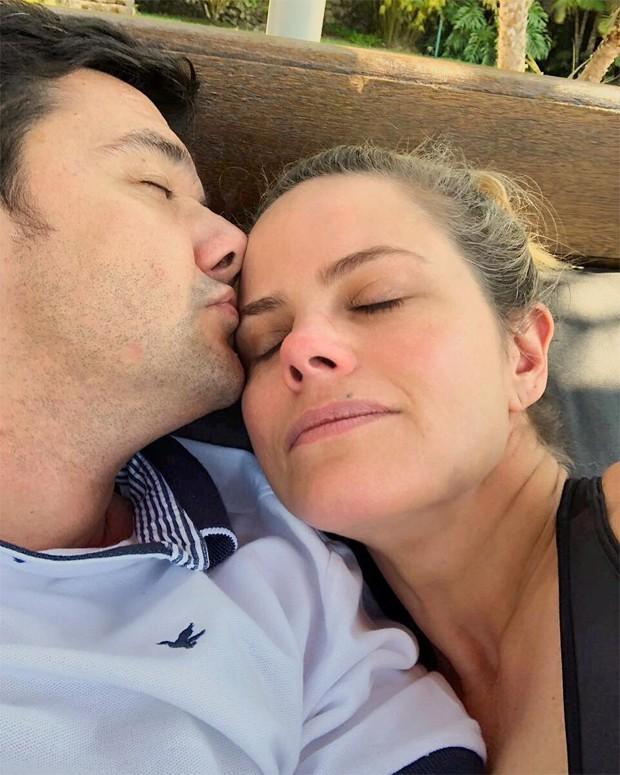 Mauro Calil e Maria Cândida (Foto: Reprodução / Instagram)