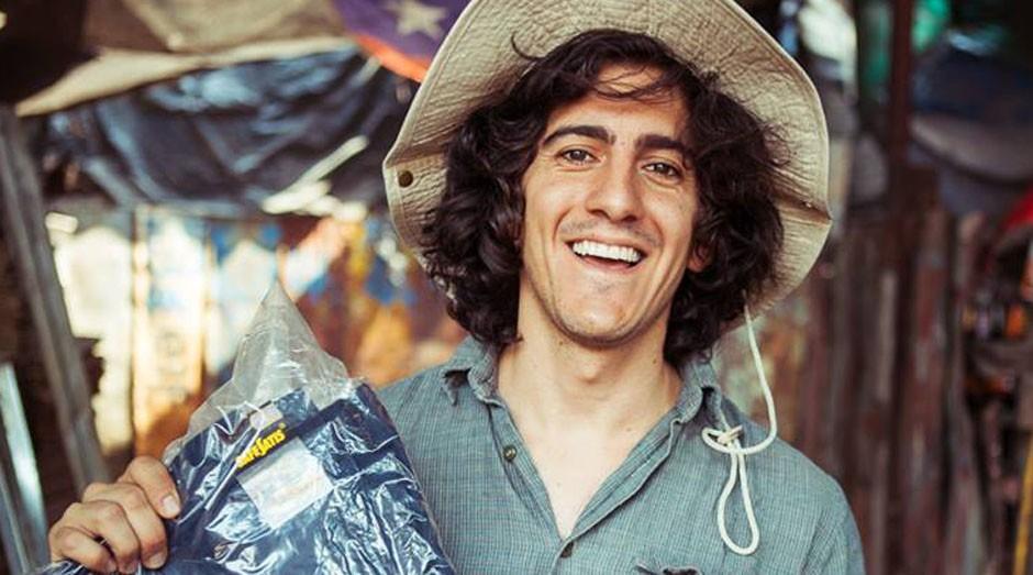 O empreendedor Óscar Munoz é o fundador da Green Glass (Foto: Reprodução/Facebook/Green Glass)