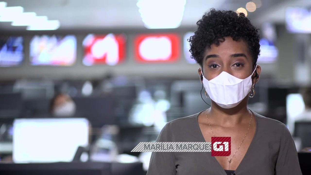G1 em 1 Minuto: Feriado de N. Senhora Aparecida termina com 39 acidentes e 44 feridos