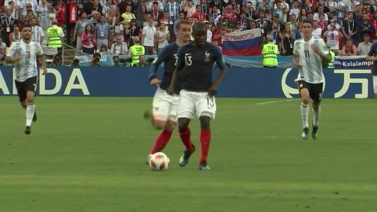 Kanté: de muitas negativas à unanimidade na seleção francesa